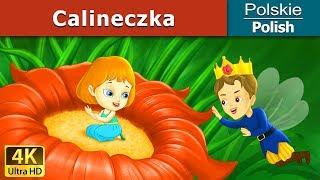 Calineczka - bajki na dobranoc – bajki dla dzieci - 4K UHD – Polish fairy Tales