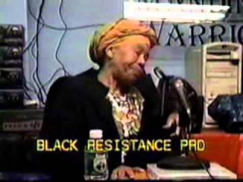 Dr. Marimba Ani - Afrikan Rebirth