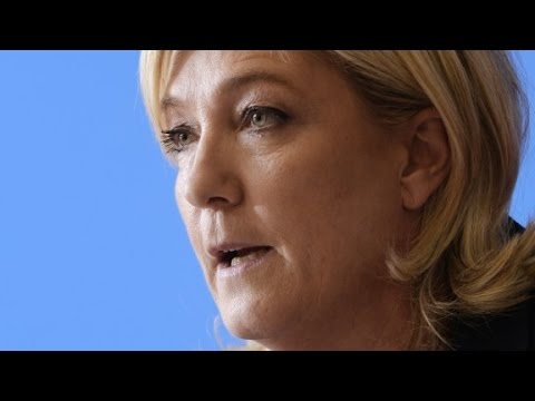 French far-right leader runs for president