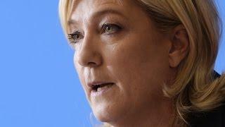 French far right leader runs for president