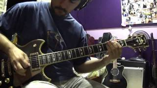 Siouxsie and the Banshees - The Killing Jar (guitar cover)
