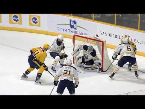 Buffalo Sabres vs Nashville Predators | January 24, 2017 | Game Highlights | NHL 2016/17