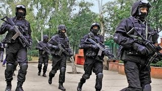 National Security Guards (NSG)
