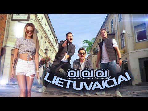 Lietuvaičiai - Ojojoj (NAUJIENA 2020)