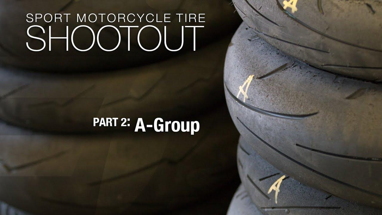 Sport Motorcycle Tire Shootout Part 2: A-Group - MotoUSA ...
