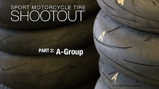 Sport Motorcycle Tire Shootout Part 2: A-Group - MotoUSA