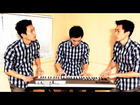 One Direction - What Makes You Beautiful - Piano Cover (ThePianoGuys Version)