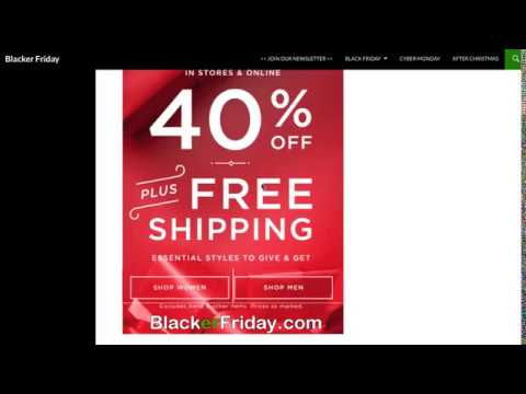 American Eagle Outfitters Black Friday 2018 Sale Predictions