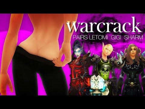 Sharm, Gigi, Letomi, WoPairs ~ WARCRACK (World Of Warcraft Parody)