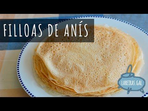 FILLOAS DE ANÍS - Lareiras.gal