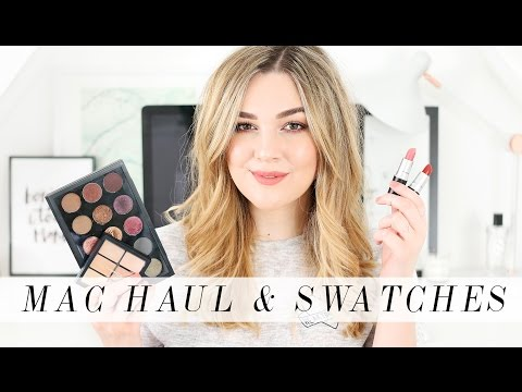 MAC Haul with Swatches!   I Covet Thee