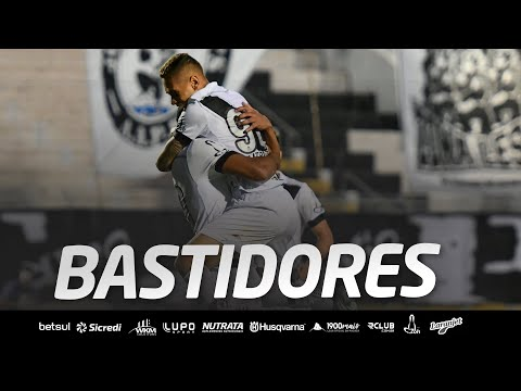 BASTIDORES: PONTE PRETA 2 X 1 CSA