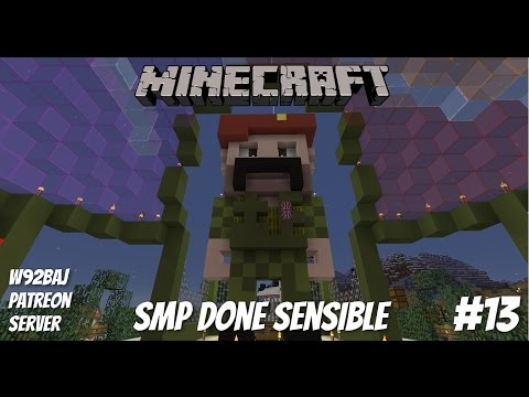 SMP Done Sensible - #13 - Minecraft - Let's Play - PC•720p•60fps