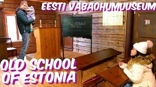 Eesti Vabaõhumuuseum / Estonian Open Air Museum Tallinn / Visit Estonia / Part 4 / VLOG 68