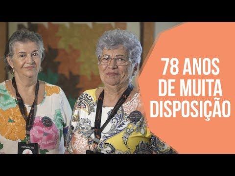 78 Anos De Muita Disposição | Depoimento | Ana Cosentino