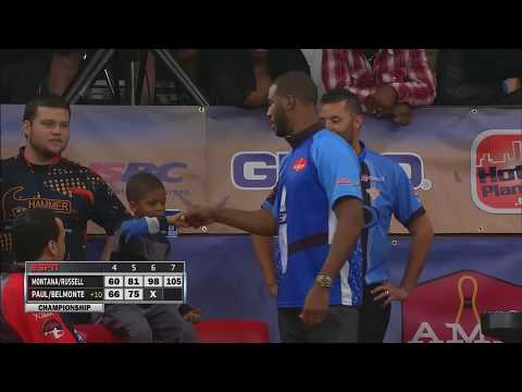 2015 CP3 PBA Invitational