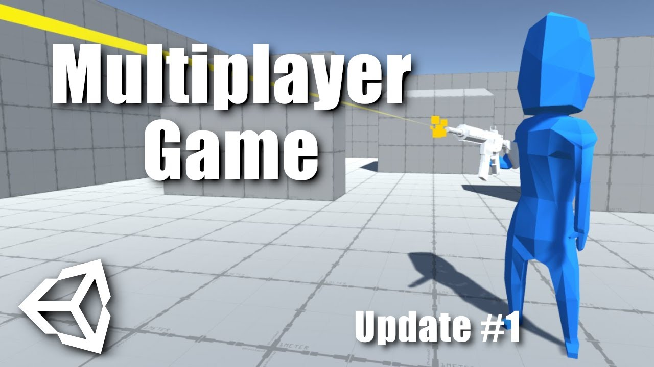 Unity Multiplayer Game Development #1 - New Networking Solution