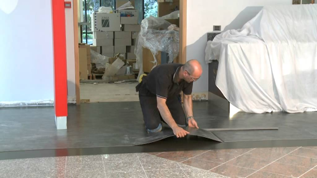 Mabos Pvc Floor Magnetic Installation