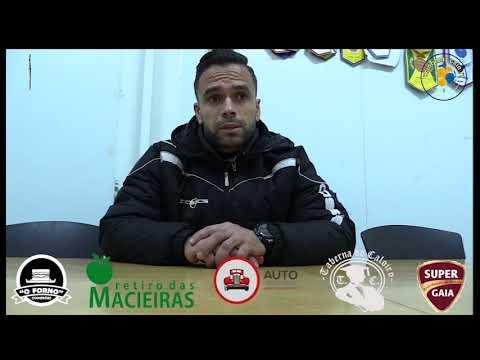 CF Serzedo 0 - 2 Valadares Gaia FC - Juniores A
