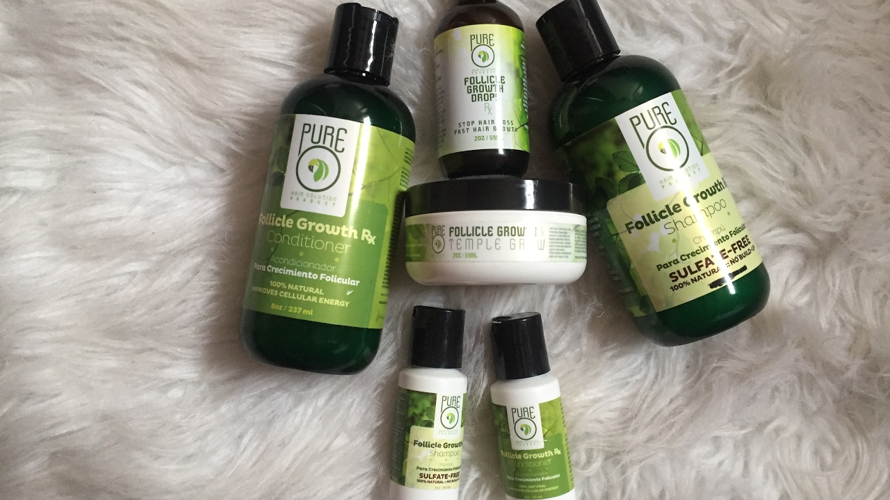 Hair Products For Hair Growth