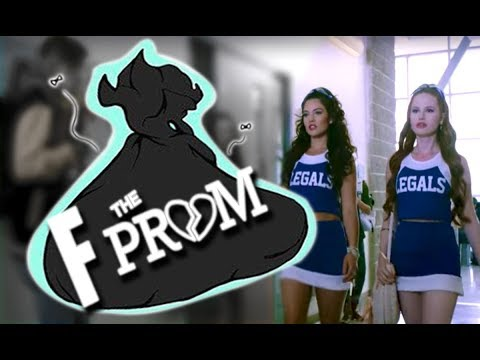 f the prom is a garbage movie