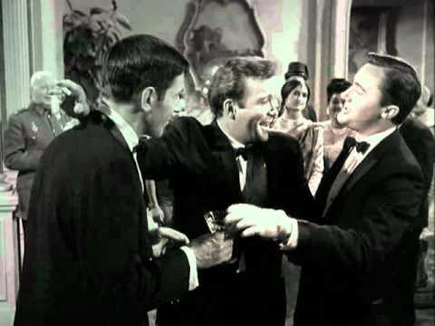 Kirk, Spock, & Colonel Klink: FIVE GOOD REASONS WHY WE SHOULD DRINK