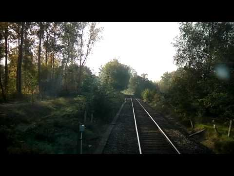 Sonderfahrt Uerdinger/Doornkaat-Express (AKN) Norderstedt-Mitte Eidelstedt 2/2