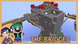 The Bridges Friday - REVENGE ME! with Radiojh Audrey Games - Minecraft