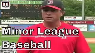 Baseball - Minor League Baseball