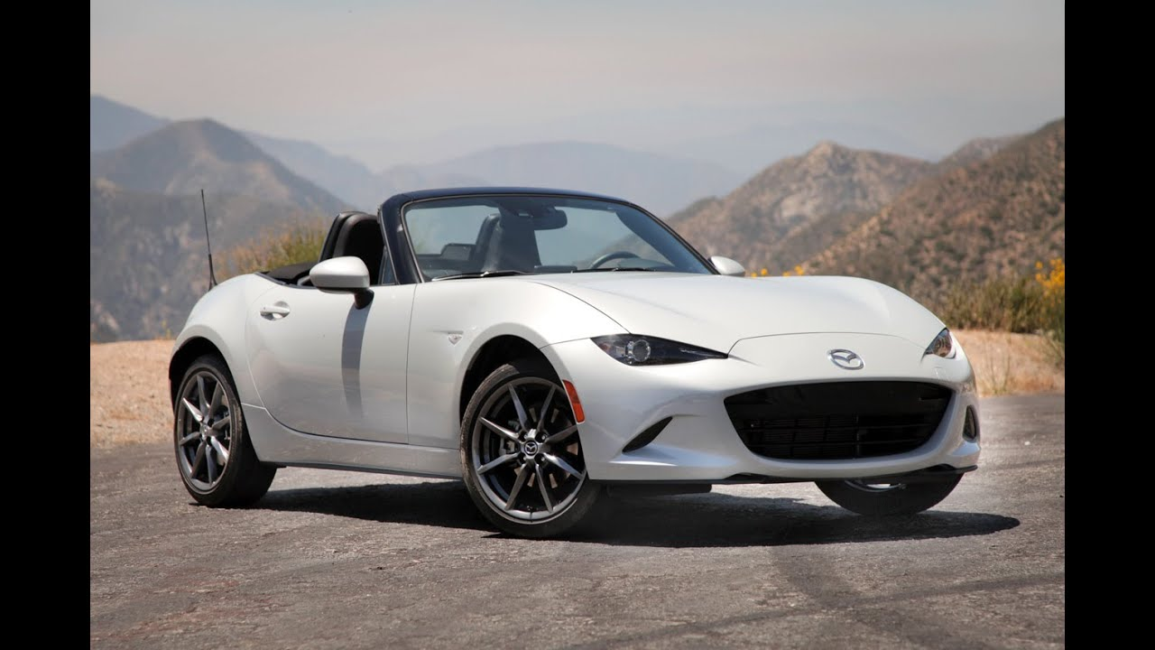 2016 Mazda MX 5 Review   YouTube