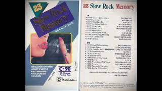 23 Slow Rock Memory '1'(Full Album)HQ