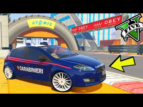 GTA 5 MOD 🐷 CARABINIERI CHALLENGE  !!!🐷 GTA 5 ITA 🐷 DAJEE !!!!