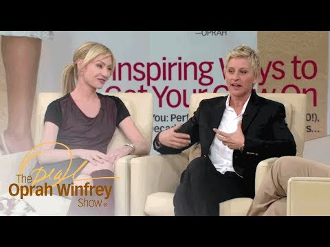 The Moment Portia de Rossi Knew Ellen DeGeneres Was