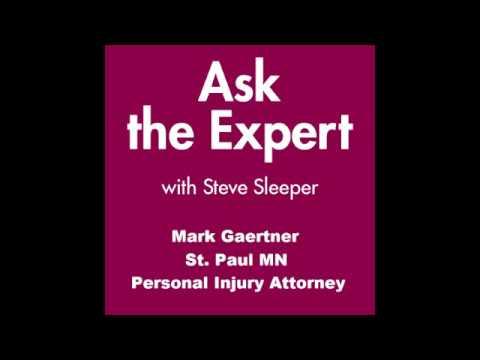Mark Gaertner St Paul MN Personal Injury Attorney