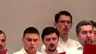 Corul cantaretilor Botosani   In noaptea sfanta de Craciun