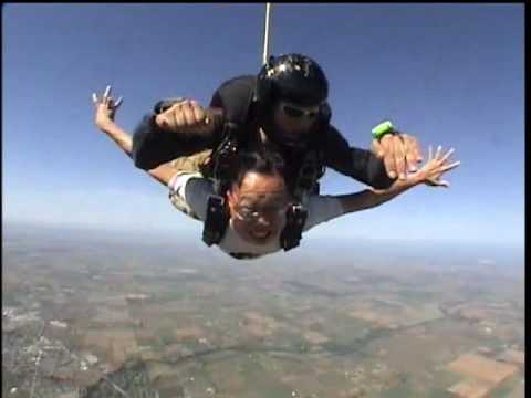 Parachuting and Private Skydiving Centers