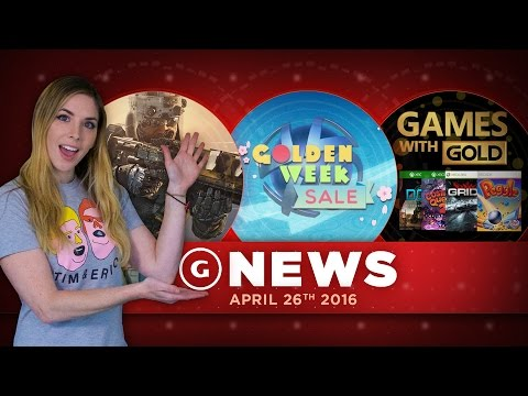 Call of Duty Name Leak, PlayStation Ultra Sale, and Games with Gold Lineup - GS Daily News