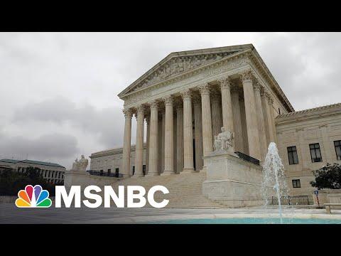 Supreme Court Rules Juvenile Offenders Can Be Given Life Sentences   Hallie Jackson   MSNBC