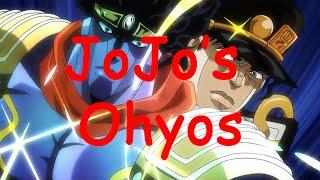 JoJo's Ohyos (JoJo's Bizarre Adventure Parody)