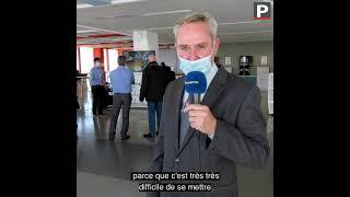 Le 18:18 - Marseille : les usagers handicapés testent l'accessibilité des futures rames de métro