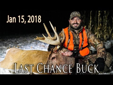 Last Chance Buck | Midwest Whitetail