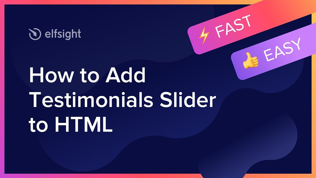 Testimonials Widget – Add responsive Testimonial Slider to