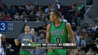 Boston Celtics vs Sacramento Kings - December 2, 2015