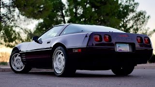 The Most Underrated Car in the World - C4 Corvette