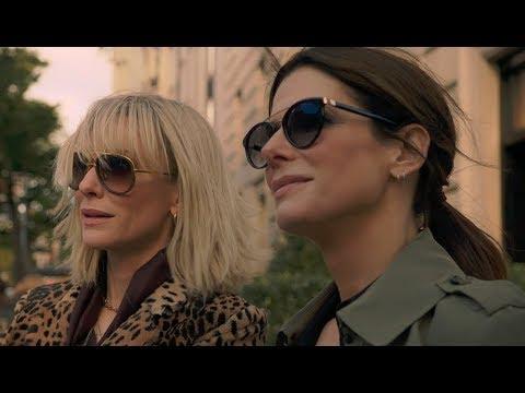 'Ocean's 8'   2 2018  Sandra Bullock, Cate Blanchett