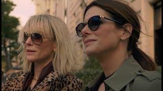 'Ocean's 8' Official Trailer 2 (2018)   Sandra Bullock, Cate Blanchett