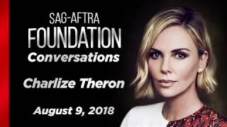 Conversations with Charlize Theron