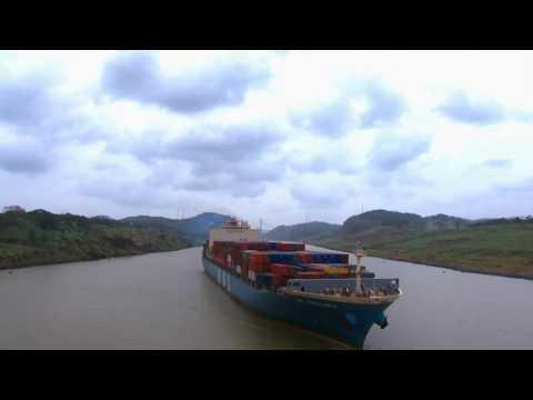 Panama Canal Expansion Progress Update - May 2016