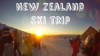 NEW ZEALAND SKI TRIP | 2015