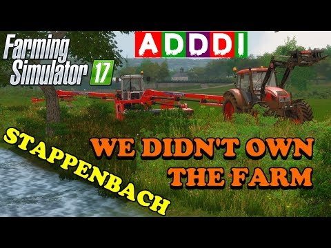 Farming Simulator 17 | Adddi's home hosted server | Stappenbach | Episode 2 | Timelapse